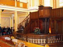 Церковь Баптистов в Москве