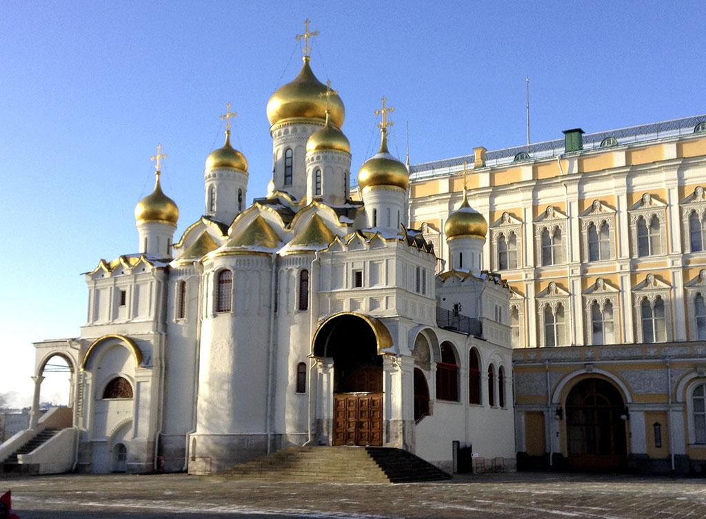 Описание экскурсии по Кремлю