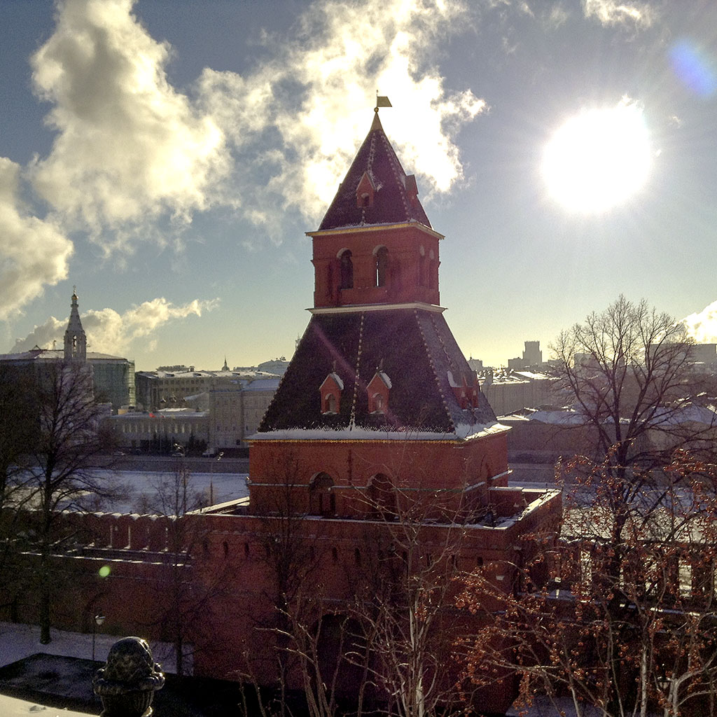 Тайницкая башня картинки
