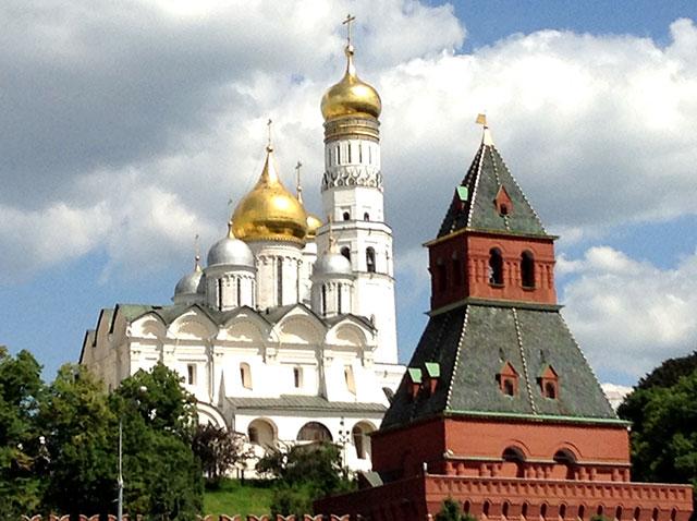 Московский Кремль Оружейная