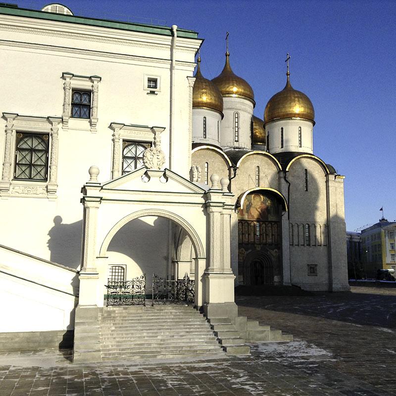 экскурсия в кремль, соборы